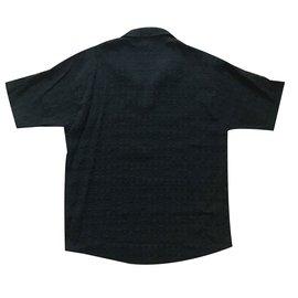 Burberry-Chemise-Noir