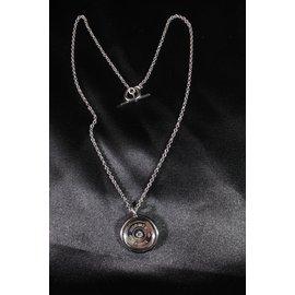 Hermès-Pendant-Silvery