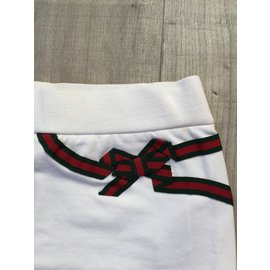 Gucci-Girl skirts-White