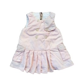 Burberry-Girl's dresses-Pink