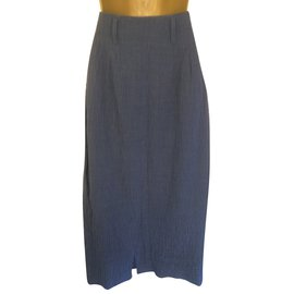 Mulberry-Skirts-Blue