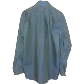 Pierre Cardin-Chemises-Bleu Marine,Bleu foncé