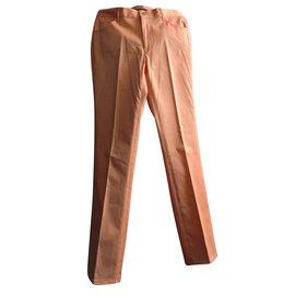 Ralph Lauren-Pantalons-Corail