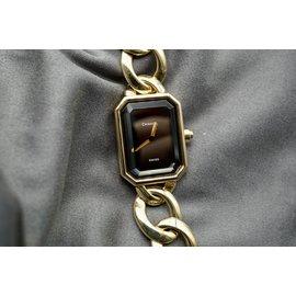 Chanel-Première Chaine-Doré