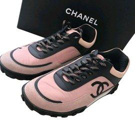 Chanel-Baskets-Autre
