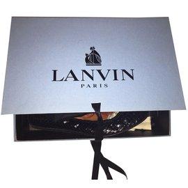 Lanvin-Ballerines-Noir
