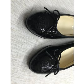 Chanel-Ballerinee-Noir
