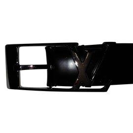 Louis Vuitton-Ceintures-Noir