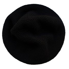 Louis Vuitton-Beret-Noir