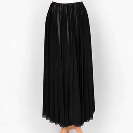 Céline-long skirt-Black