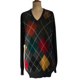 Hermès-Cachemire-Multicolore