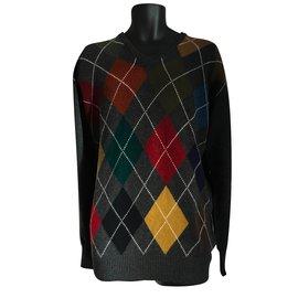 Hermès-cashmere-Multiple colors