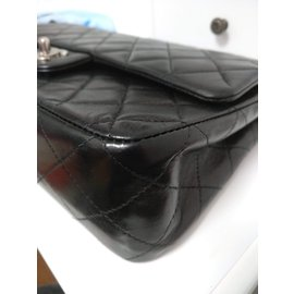 Chanel-Timeless classic double flap-Black
