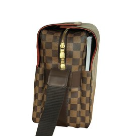 Louis Vuitton-Messager-Marron