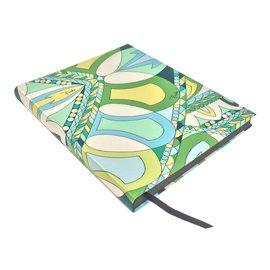 Emilio Pucci-Notebook-Multiple colors
