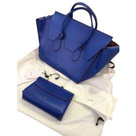 Céline-Tote-Blue