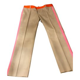 Dsquared2-Pantalons-Beige