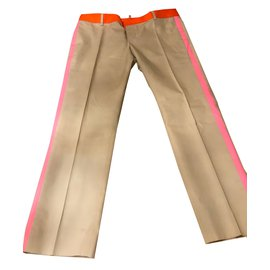 Dsquared2-Pantalon-Beige