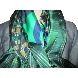 Pierre Louis Mascia-Double-sided scarf-Multiple colors