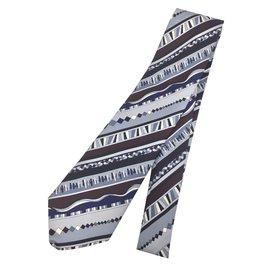 Emilio Pucci-Krawatten-Mehrfarben