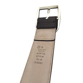 Gucci-Belt-Brown
