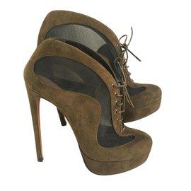 0e15e65ca9b Second hand Alaïa Ankle boots - Joli Closet