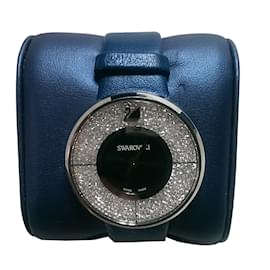 Swarovski-Fine watches-Dark blue
