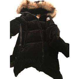 Parajumpers-Coat-Black