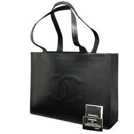 Chanel-Black Caviar-Black