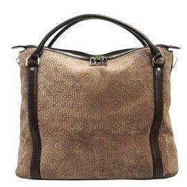 Louis Vuitton-Antheia Ixia PM-Brown