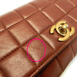 Chanel-Chocolate Bar-Brown