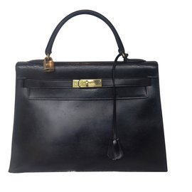 Hermès-Kelly saddler 32-Black