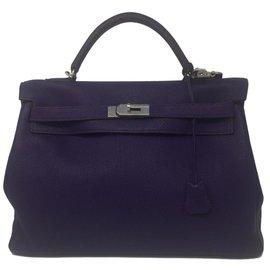 Hermès-Kelly 40-Purple