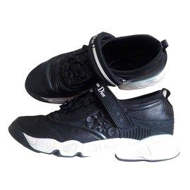 Dior-Sneakers-Black