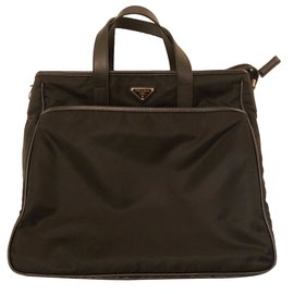 Prada-Prada handbag new-Black