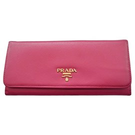 Prada-wallets-Pink