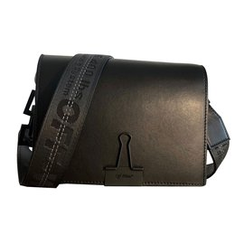 Off White-Handbags-Black