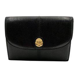 Céline-Clutch bags-Black