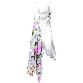 Off White-Dress-White