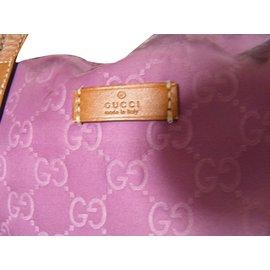 Gucci-GG tote-Pink