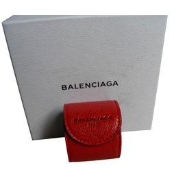 Balenciaga-Cuff-Red
