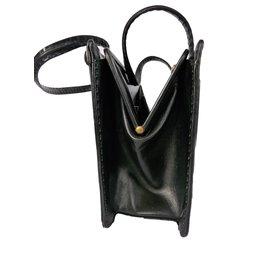 Sans Arcidet-Handbags-Black