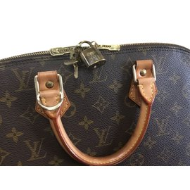 Louis Vuitton-ALMA. PM-Multicolore