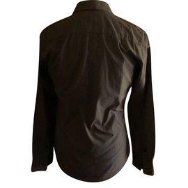 Givenchy-Shirt-Brown