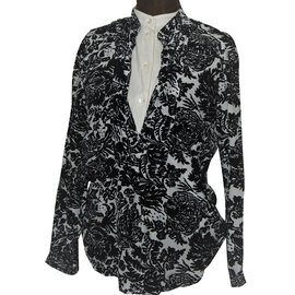 Gucci-Hauts-Noir,Blanc cassé