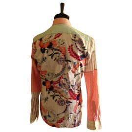 Christian Lacroix-chemise-Multicolore