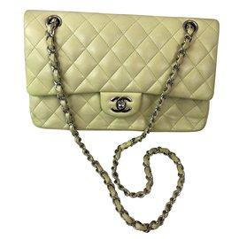 Chanel-Timeless-Vert clair