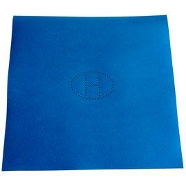 Hermès-Hermès Playmat-Blue