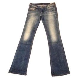Diesel-jeans-Bleu clair
