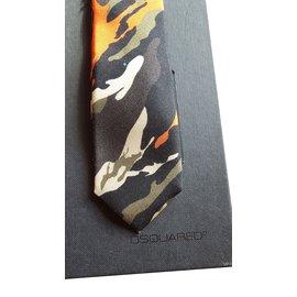 Dsquared2-Vêtements Garçons-Multicolore